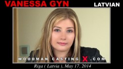 Casting of VANESSA GYN video