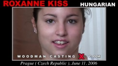 Casting of ROXANNE KISS video