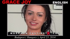 Casting of GRACE JOY video
