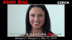 Casting of ANNI MAL video