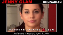 Casting of JENNY GLAM video