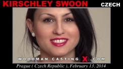 Casting of KIRSCHLEY SWOON video