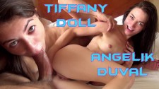 Angelik Duval and Tiffany Doll - WUNF 128