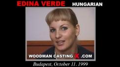 Casting of EDINA VERDE video