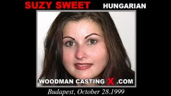 Casting of SUZY SWEET video