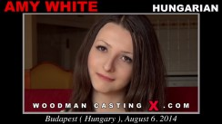 Casting of AMY WHITE video