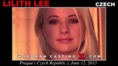 Casting of LILITH LEE video