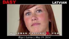 Casting of DASY video