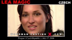 Casting of LEA MAGIC video