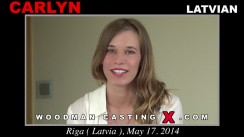 Casting of CARLYN video