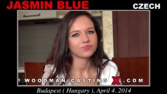 Casting of YASMIN BLUE video