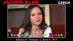 Casting of YASMIN BLUE video