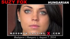 Casting of SUZY FOX video
