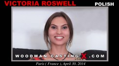 Casting of VICTORIA ROSWELL video