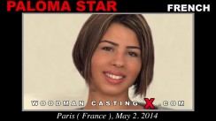 Casting of PALOMA STAR video