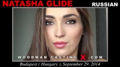 Casting of NATASHA GLIDE video