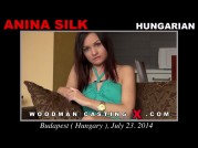 See the audition of Anina Silk