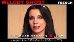 Casting of MELODY GHOST video