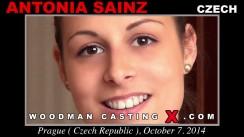 Casting of ANTONIA SAINZ video