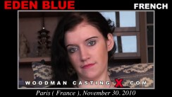 Casting of EDEN BLUE video