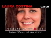 See the audition of Laura Costina