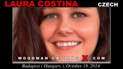 Casting of LAURA COSTINA video