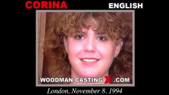 Casting of CORINA video