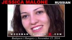 Casting of JESSICA MALONE video