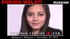 Casting of SHRIMA MALATI video