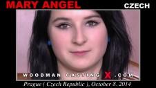 Sex Castings Mary angel