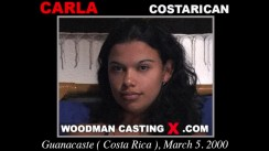 Casting of CARLA video