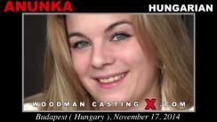 Casting of ANUNKA video
