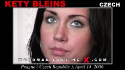 Casting of KETY BLEINS video
