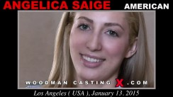 Casting of ANGELICA SAIGE video