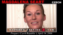 Casting of MAGDALENA SEART video
