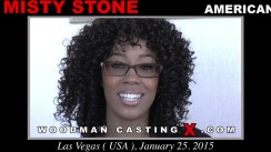 Casting of MISTY STONE video