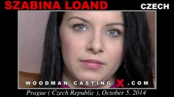 Casting of SZABINA LOAND video