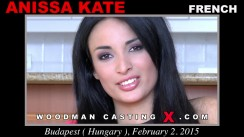 Casting of ANISSA KATE video