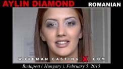Casting of AYLIN DIAMOND video