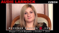 Casting of AUDIE LARNOCK video