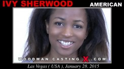 Casting of IVY SHERWOOD video