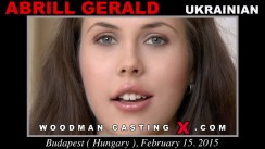 Casting of ABRILL GERALD video