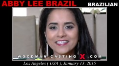 Casting of ABBY LEE BRAZIL video