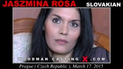 Casting of JASZMINA ROSA video