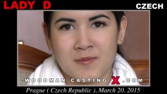 Casting of LADY DEE video