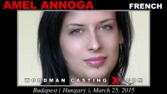 Casting of AMEL ANNOGA video