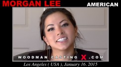 Casting of MORGAN LEE video