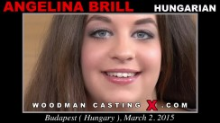 Casting of ANGELINA BRILL video