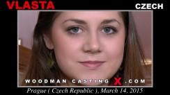 Casting of VLASTA video