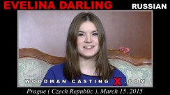 Casting of EVELINA DARLING video